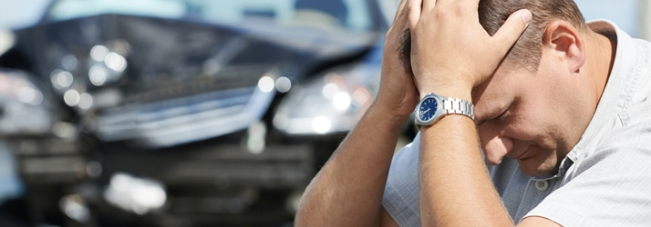 Have You Been In An Auto Accident in La Quinta CA?